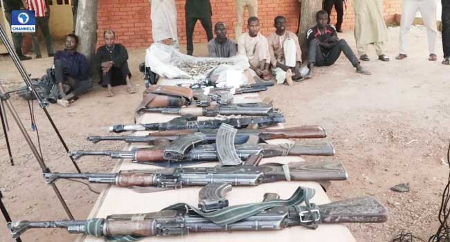 Police Rescue Eight Kidnapped Victims, Arrest 22 Suspects In Zamfara