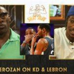 "DeMar DeRozan: ""I've never seen nobody like Kevin Durant"" I Club Shay Shay"