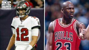 Shannon Sharpe on Tom Brady and Michael Jordan: What TB12